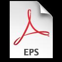 Adobe Acrobat 8 EPS Icon