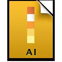 Adobe Illustrator File Icon