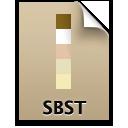 Adobe Soundbooth SBST Icon