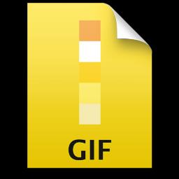 Adobe Fireworks GIF Icon 256x256 png