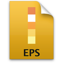 Adobe Illustrator EPS Icon 256x256 png