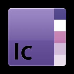 Adobe InCopy Icon 256x256 png