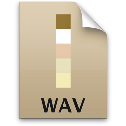 Adobe Soundbooth WAV Icon 256x256 png