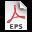 Adobe Acrobat 8 EPS Icon 32x32 png