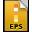 Adobe Illustrator EPS Icon 32x32 png