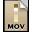Adobe Soundbooth MOV Icon 32x32 png