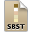 Adobe Soundbooth SBST Icon 32x32 png
