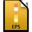 Adobe Illustrator EPS Icon