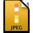 Adobe Illustrator JPEG Icon