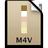 Adobe Soundbooth M4V Icon