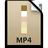 Adobe Soundbooth MP4 Icon 48x48 png