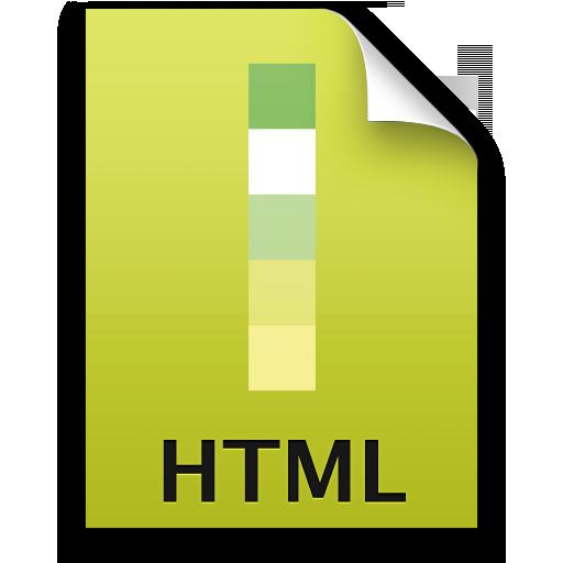 Adobe Dreamweaver HTML Icon 512x512 png