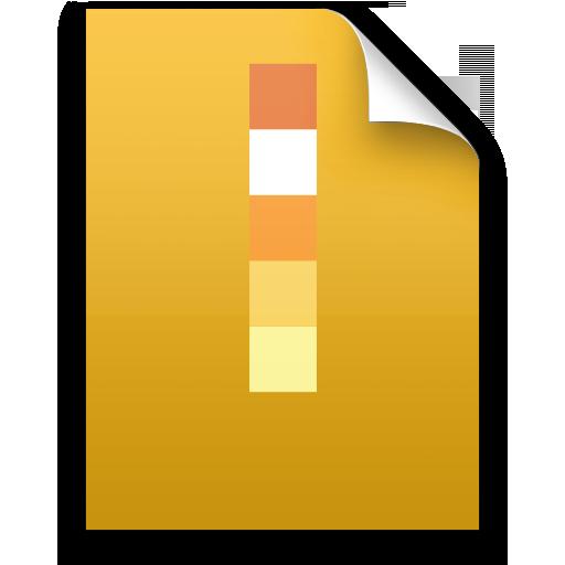 Adobe Illustrator Generic Icon 512x512 png