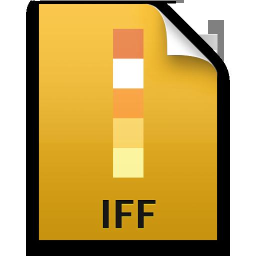 Adobe Illustrator IFF Icon 512x512 png