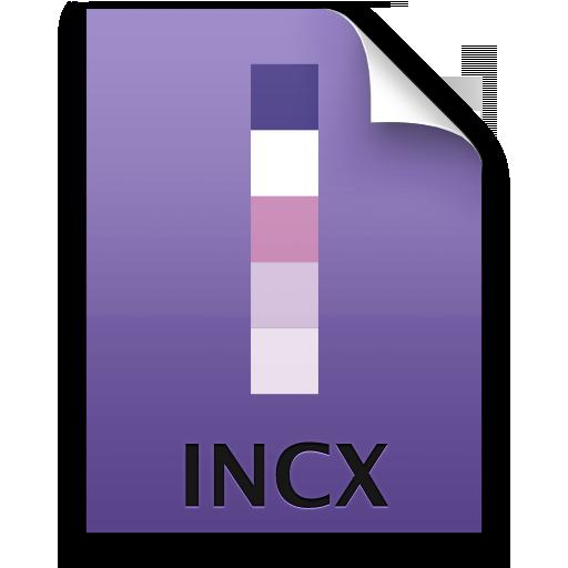 Adobe InCopy File Icon 512x512 png