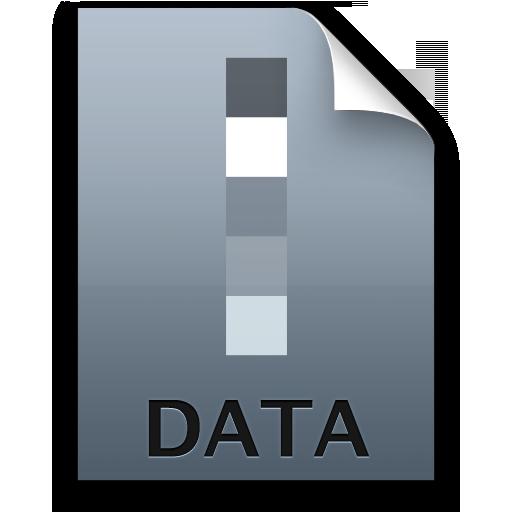 Adobe Lightroom DATA Icon 512x512 png