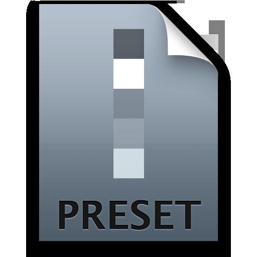 Adobe Lightroom Preset Icon 512x512 png