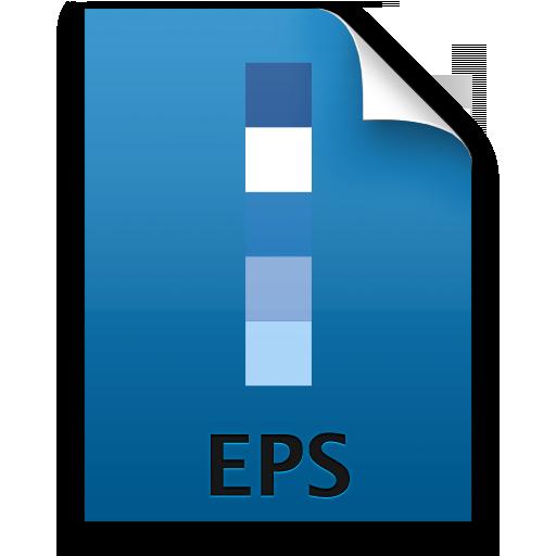 Adobe Photoshop EPS Icon 512x512 png