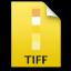 Adobe Fireworks TIF Icon 64x64 png