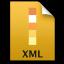Adobe Illustrator XML Icon 64x64 png