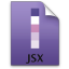 Adobe InCopy JSX Icon 64x64 png
