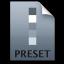 Adobe Lightroom Preset Icon 64x64 png