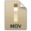 Adobe Soundbooth MOV Icon 64x64 png