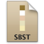 Adobe Soundbooth SBST Icon 64x64 png