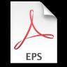 Adobe Acrobat 8 EPS Icon 96x96 png