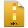 Adobe Illustrator EPS Icon 96x96 png