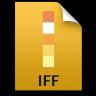 Adobe Illustrator IFF Icon 96x96 png