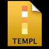 Adobe Illustrator Stationery Icon 96x96 png