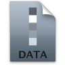 Adobe Lightroom DATA Icon 96x96 png