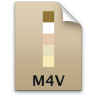 Adobe Soundbooth M4V Icon 96x96 png