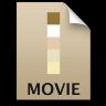 Adobe Soundbooth Movie Icon 96x96 png
