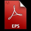 Adobe Acrobat Pro EPS Icon