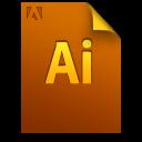 Adobe Illustrator Generic File Icon