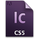 Adobe InCopy CS5 Icon