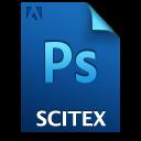 Adobe Photoshop Scitex Icon