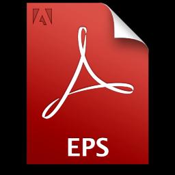 Adobe Acrobat Pro EPS Icon 256x256 png