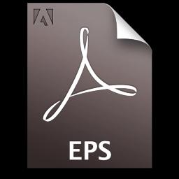 Adobe Distiller EPS Icon 256x256 png