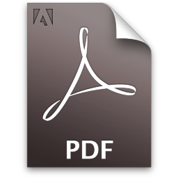 Adobe Distiller Pdf Icon Adobe Cs5 Icon Set Softicons Com