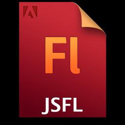 Adobe Flash JSFL Icon 256x256 png