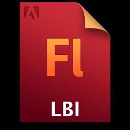 Adobe Flash LBI Icon 256x256 png