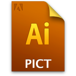 Adobe Illustrator PICT Icon 256x256 png