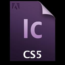 Adobe InCopy CS5 Icon 256x256 png