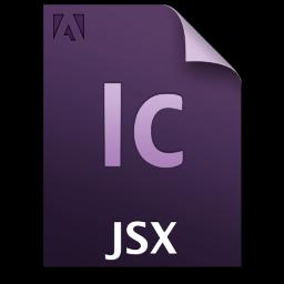 Adobe InCopy JSX Icon 256x256 png