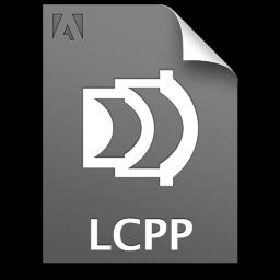 Adobe Lens Profile Creator LCPP Icon 256x256 png