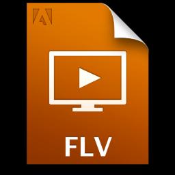 Adobe Media Player FLV Icon 256x256 png