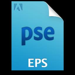 Adobe Photoshop Elements EPS Icon 256x256 png
